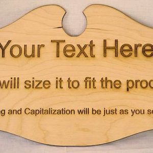 Wooden Signs
