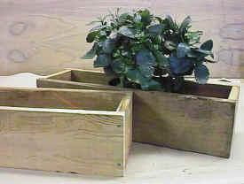 ceder planter box