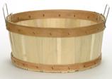 flat bottom basket