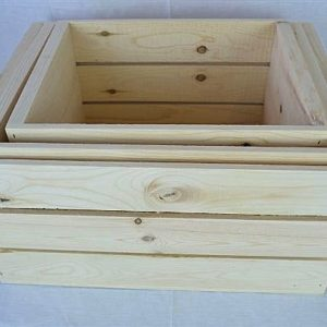 nesting crates smaller